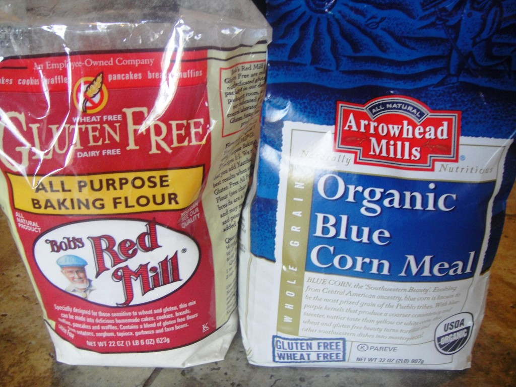blue corn pancake mixes bobs