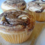 Nutella Marbled Cupcakes (Gluten Free)