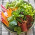Viet-Lamb Vermicelli Salad (Bun)