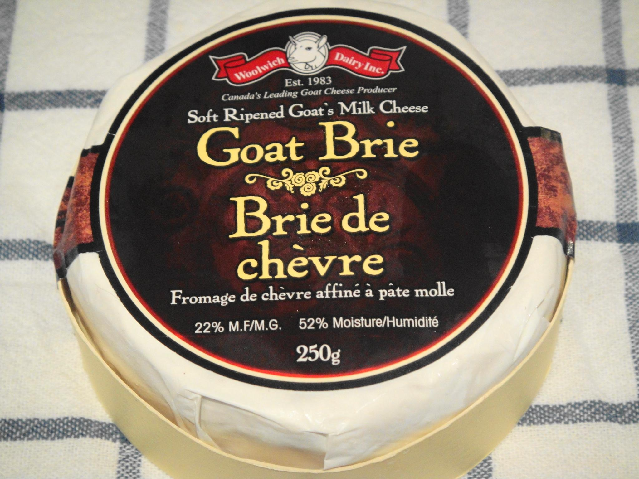 goat brie pkg