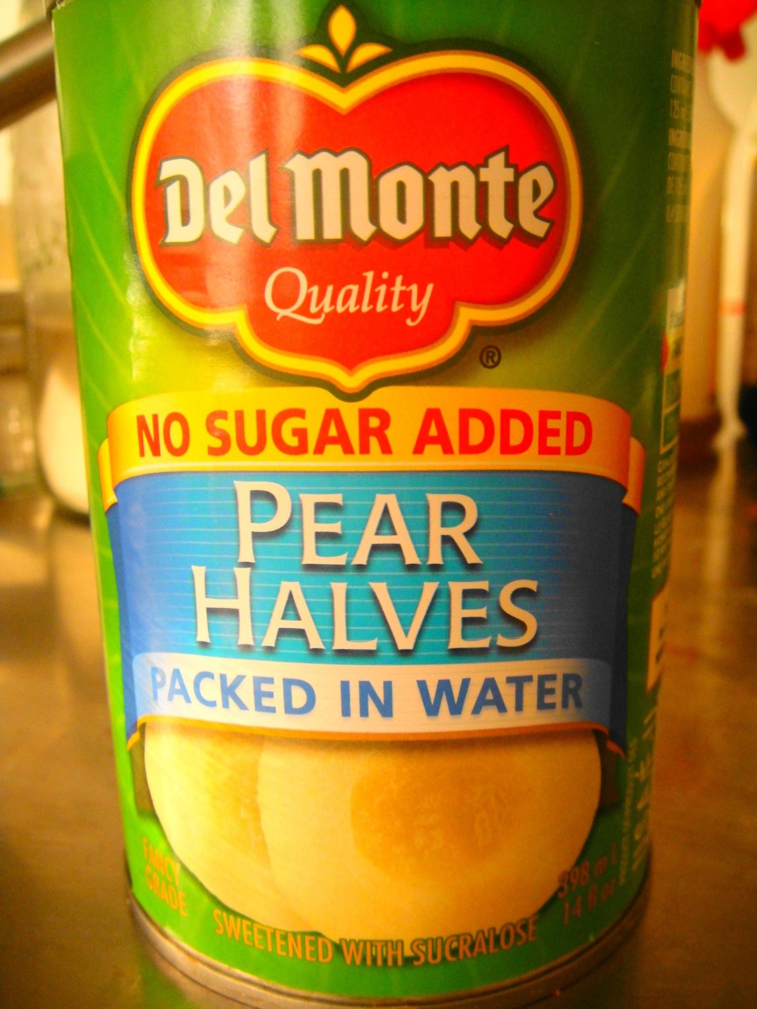 pear can