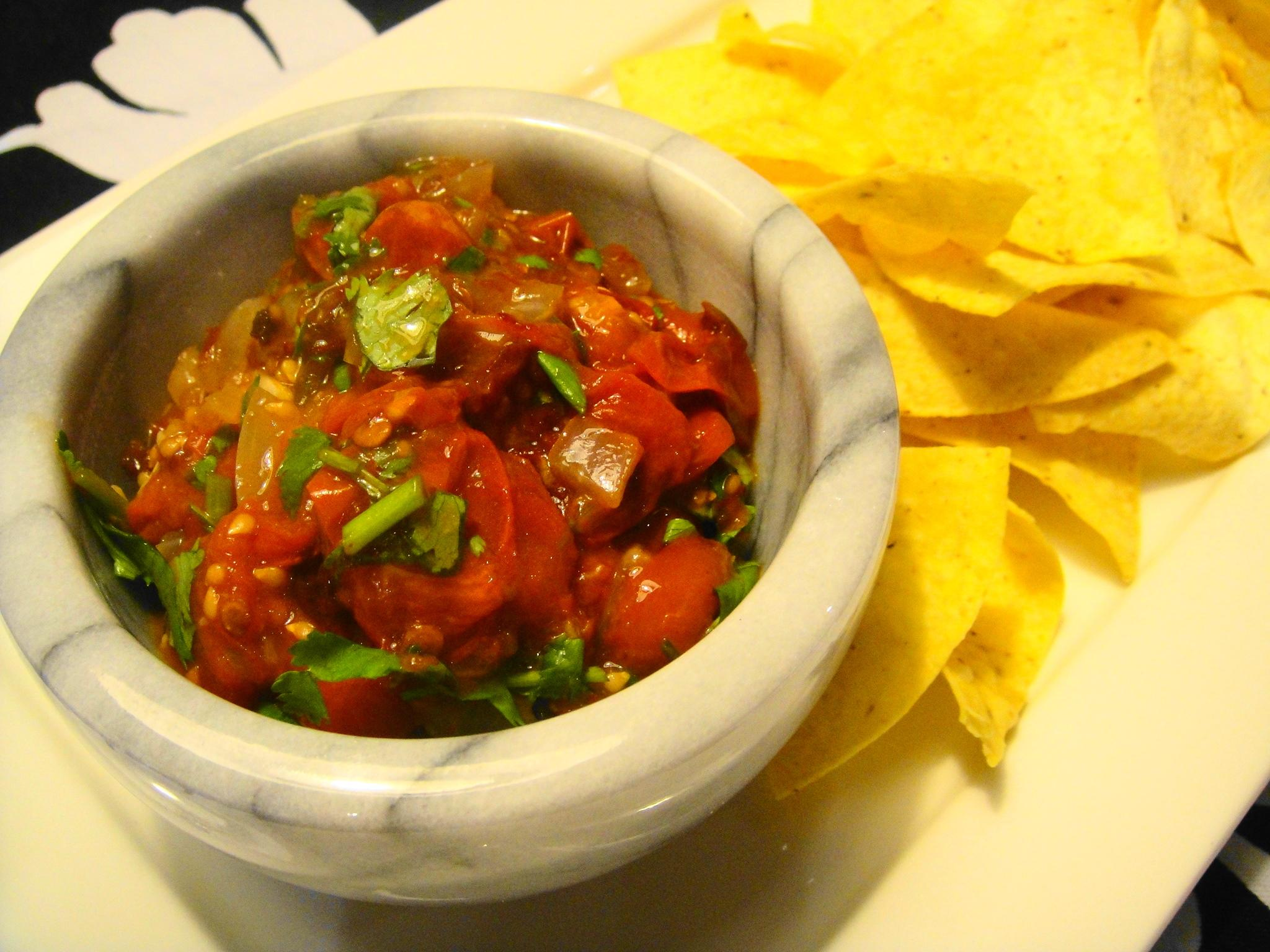 roasted salsa done