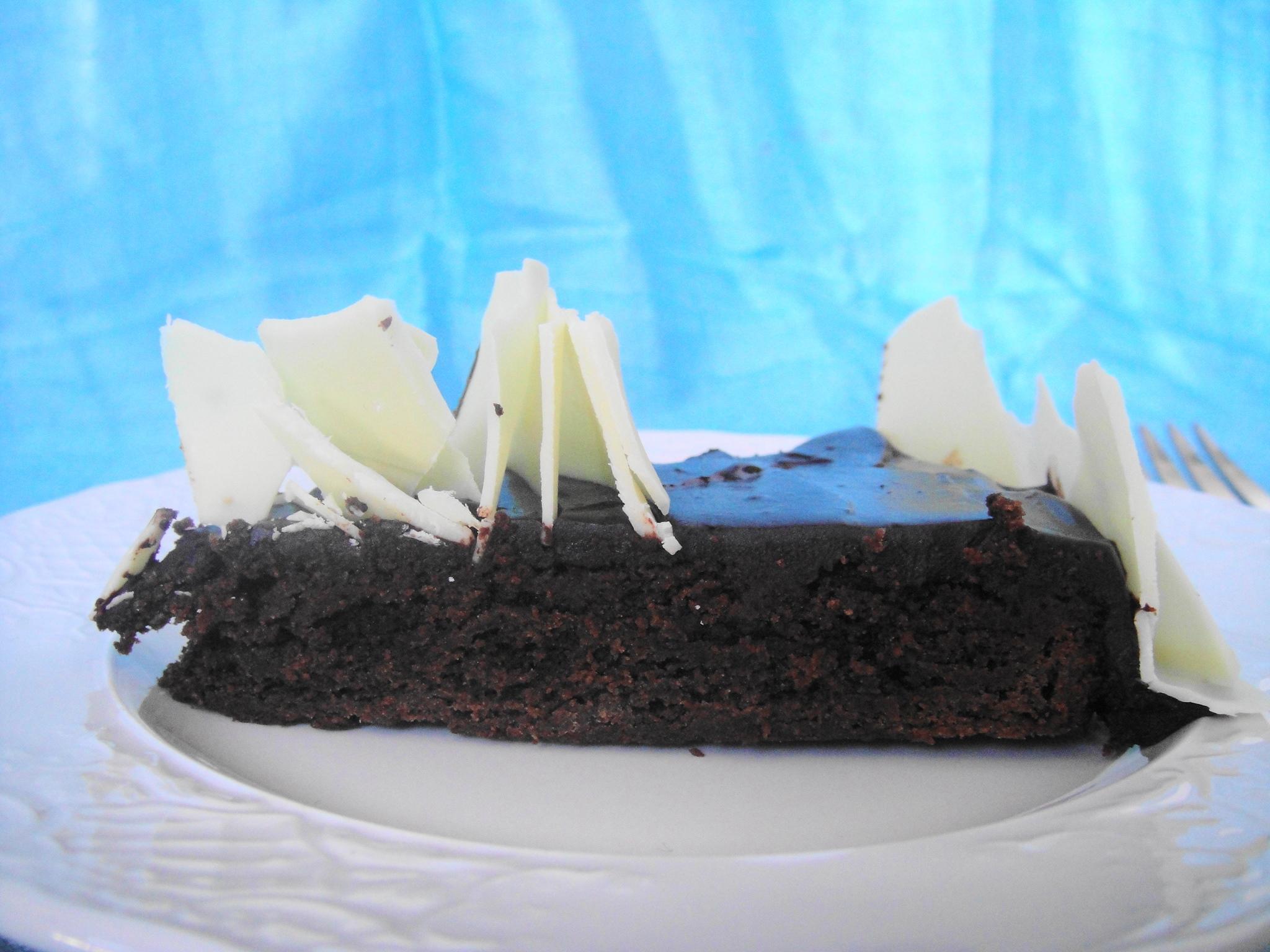 slice of torte