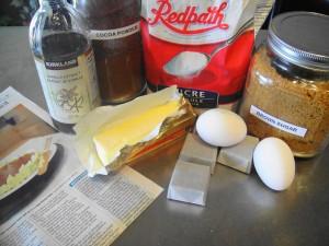 torte ingredients