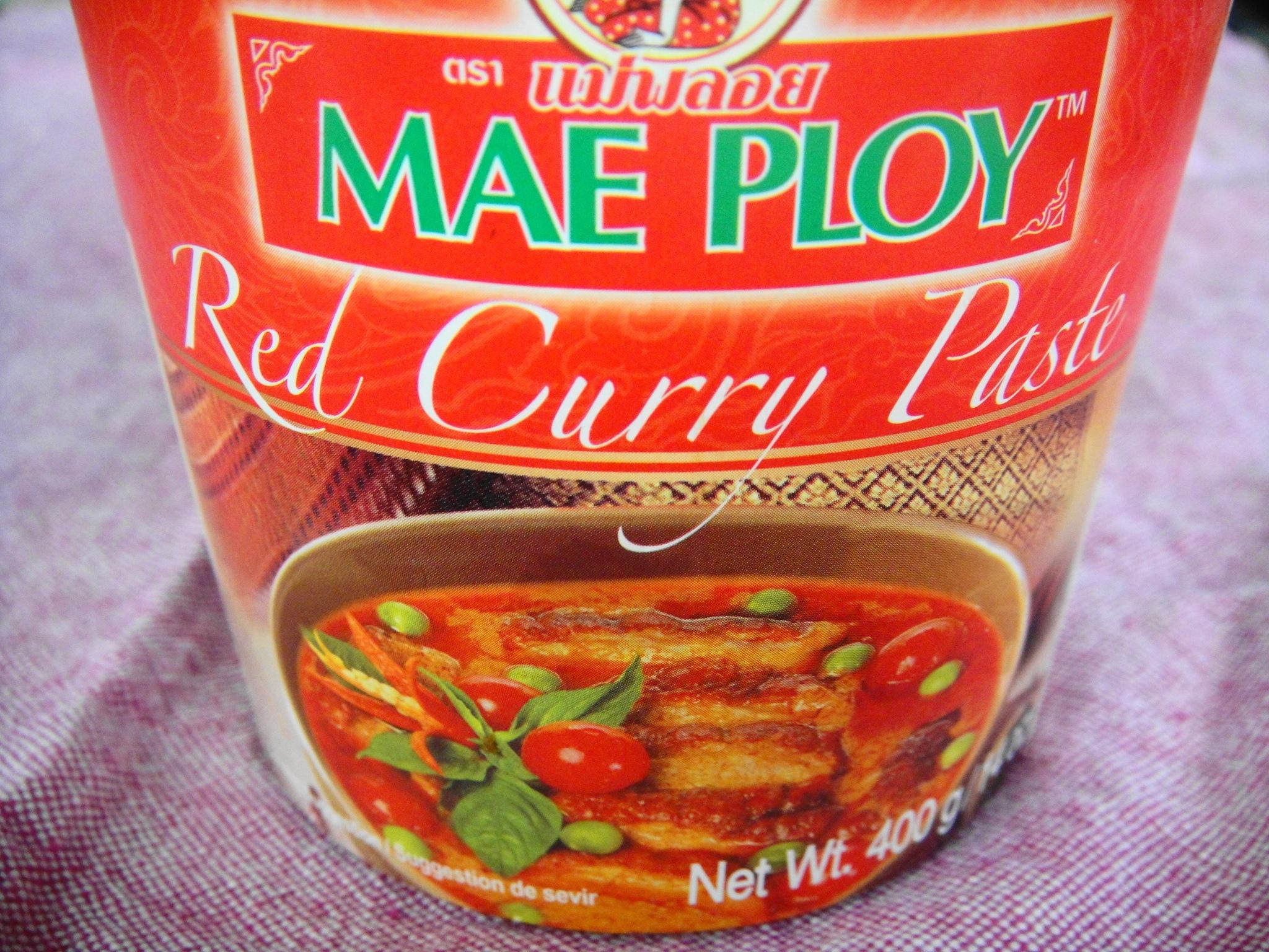 mae ploy curry paste