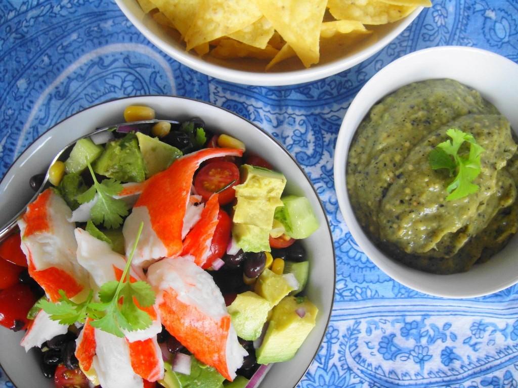 mexican salad birdseye