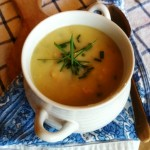 Potato Leek Soup / Seafood Chowder