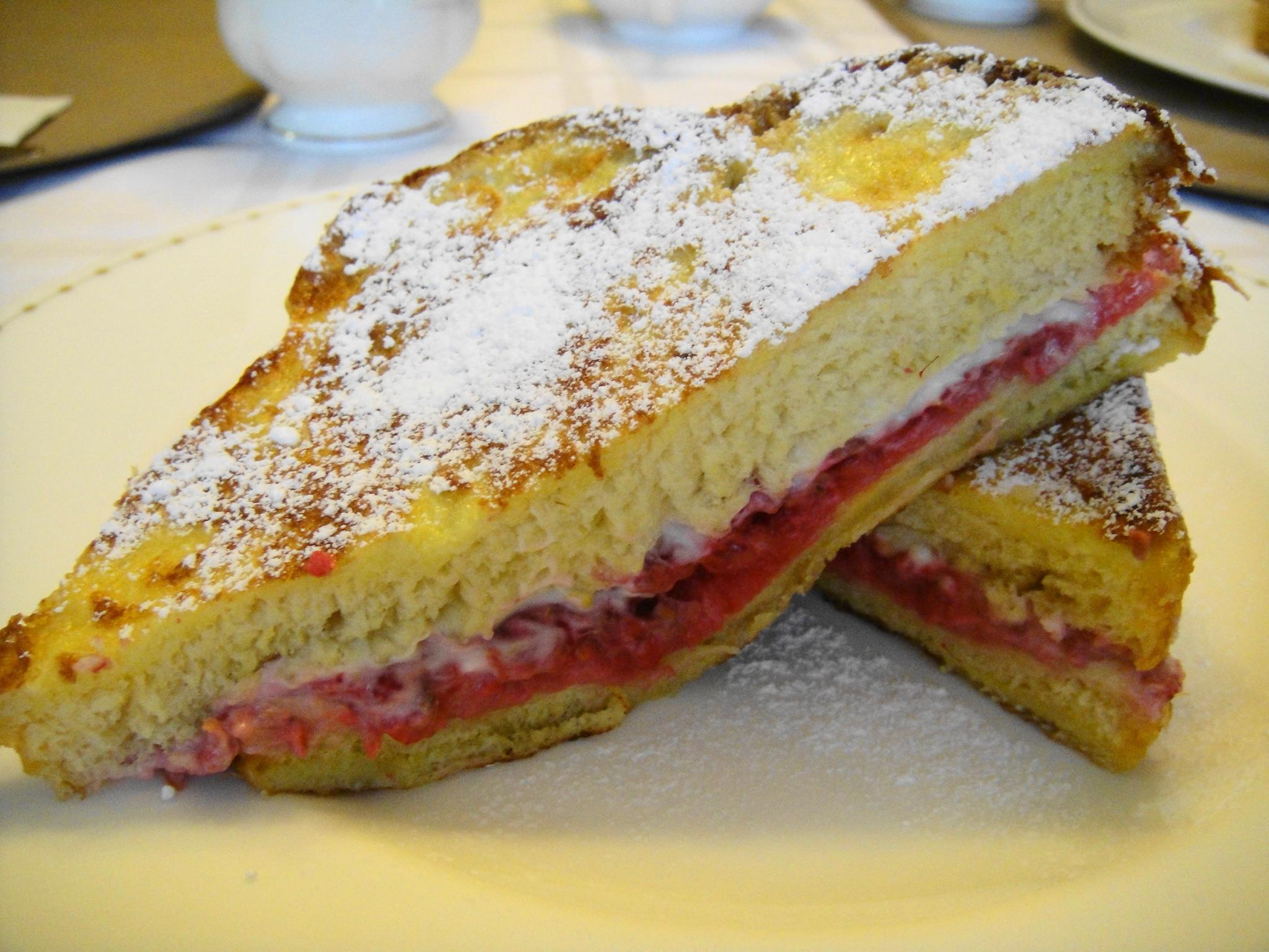 Berry stuffed french toast freshness french toast 2 ccuart Images