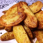 Roasted Fingerling Potatoes