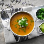 Emily's Butternut Squash and Carrot Soup