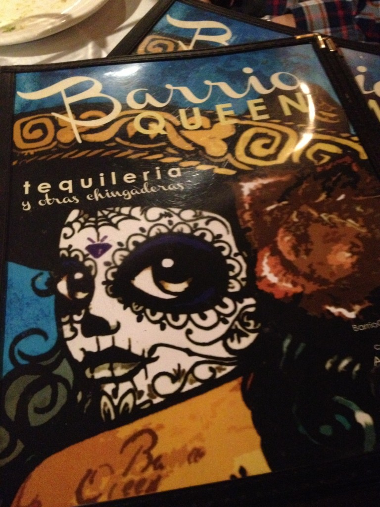 Barrio Queen is the sister restaurant located in Old Town Scottsdale.  They add dried apricots to the guacamole there.