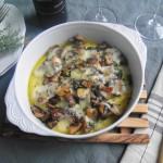 Mushroom and Herb Polenta | FreshnessGF.com