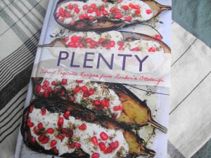 plenty cookbook cover