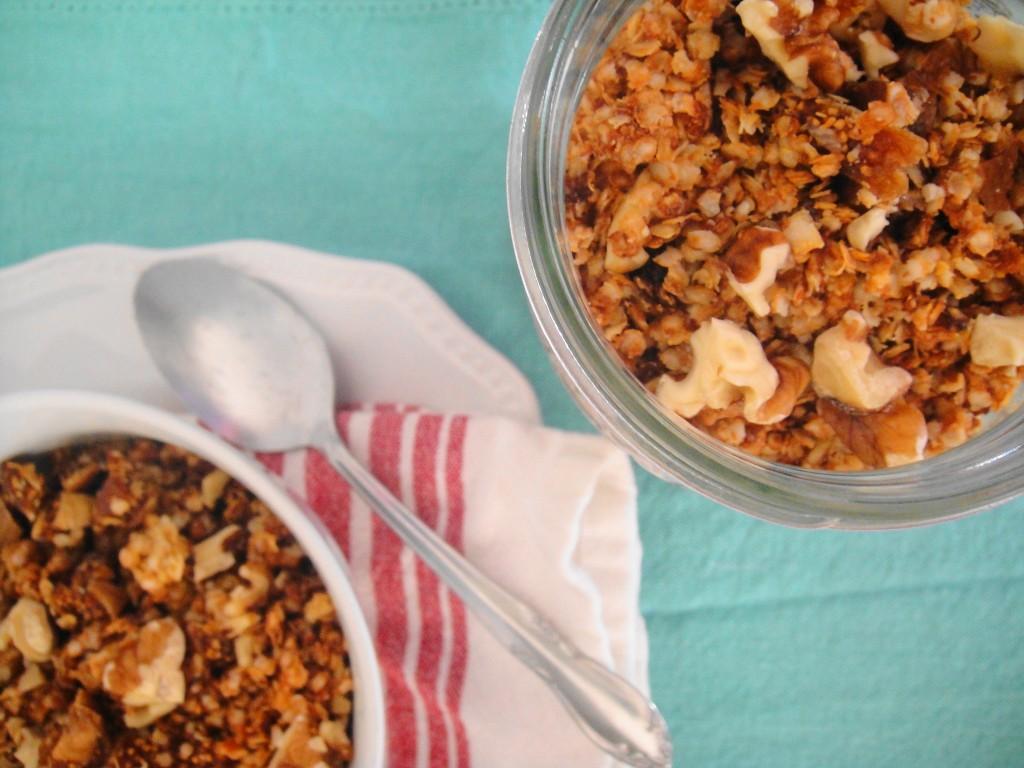 quinoa granola x 2