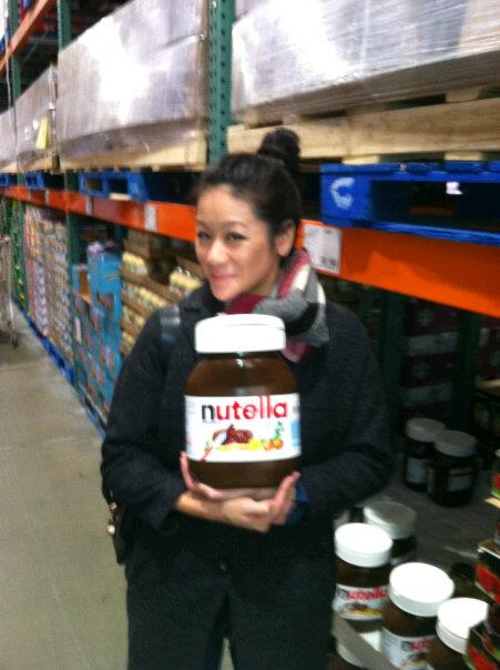 costco Nutella