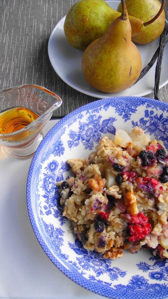 Baked Oatmeal & Quinoa | freshnessgf.com