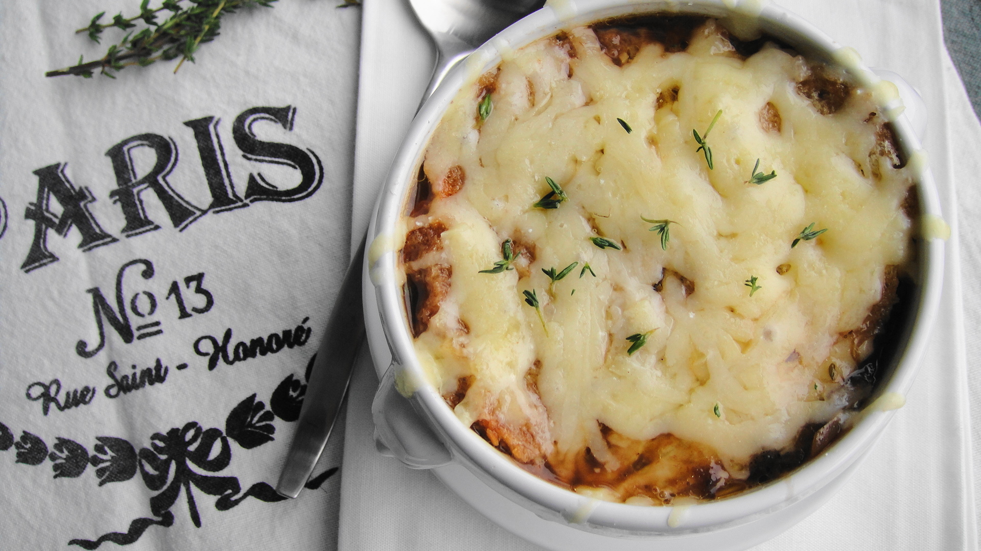 French Onion Soup | Freshnessgf.com