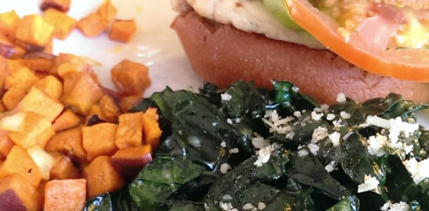 True Food kale salad