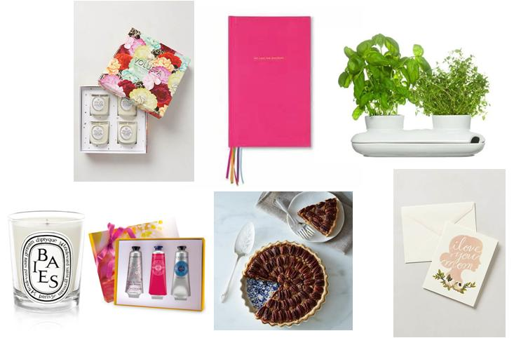 Gift Guide: Mothers Day Ideas