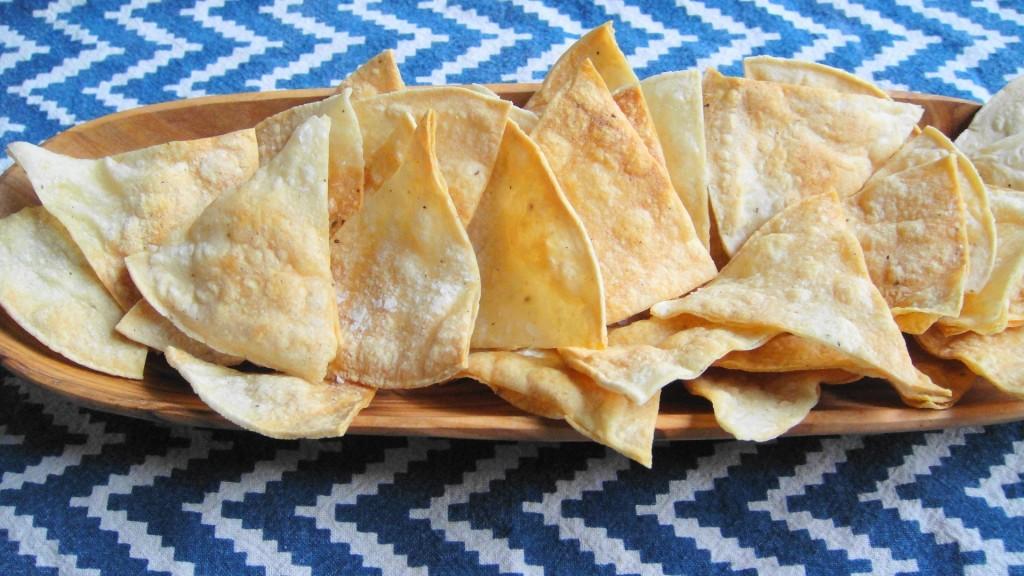 Baked Tortilla Chips | Freshnessgf.com