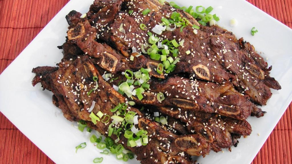 Korean Beef Short Ribs (Galbi/Kalbi) | Freshnessgf.com