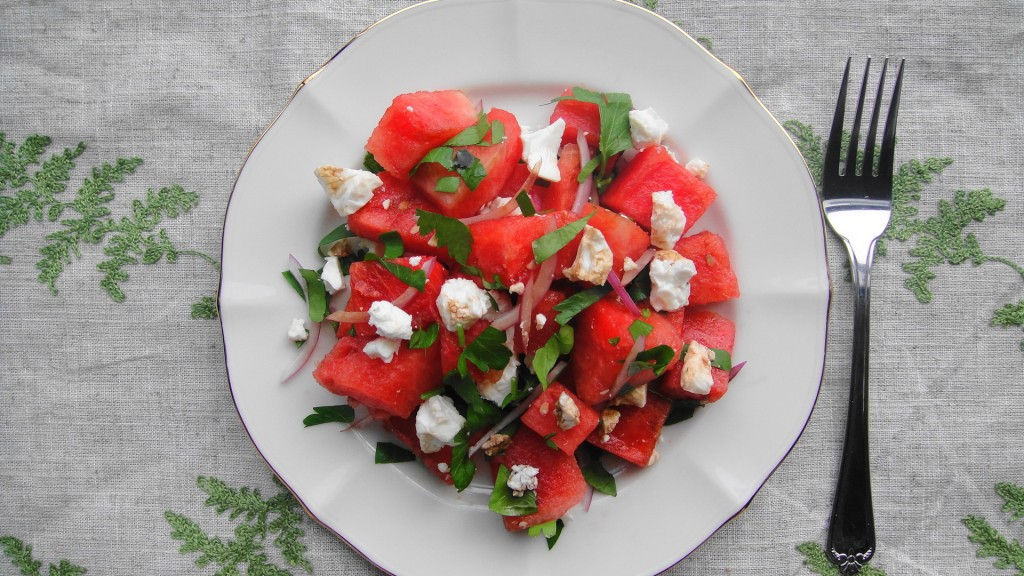 watermelon feta 1