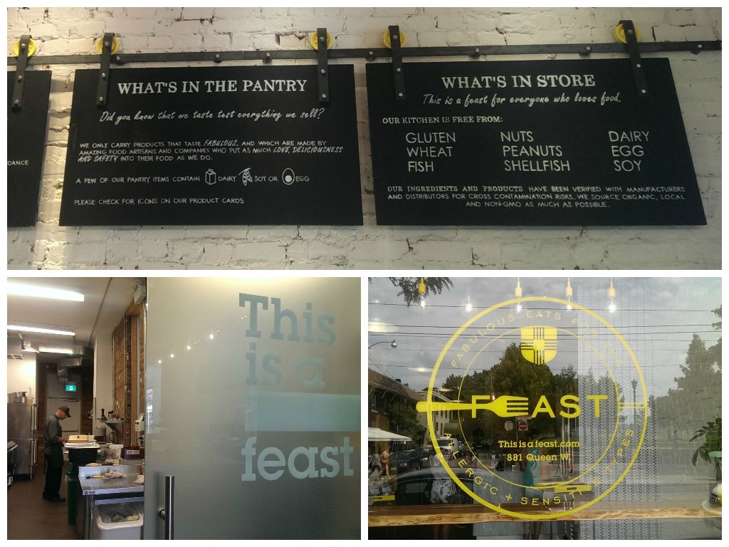 Feast Signs
