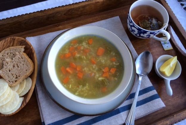 Healing Soup | Freshnessgf.com