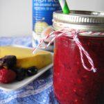 Fruit & Coconut Fruit Smoothie | FreshnessGF.com